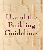 Use of Building Guidelines