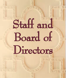 Meet Staff and Board